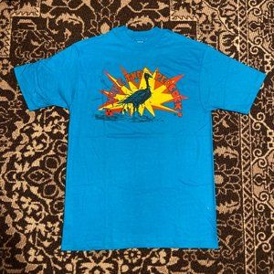 Vintage Nuke the Peacock T-shirt Mens Large